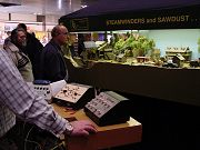 Stand H22, Steamwinders and Sawdust
